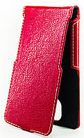 Чехол Status Flip для Prestigio 3504 Muze C3 Red
