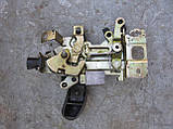 Механізм замка правій бічній двері 1497490698 б/у на Fiat Scudo, Citroen Jumper, Peugeot Expert рік 1995-2007, фото 2