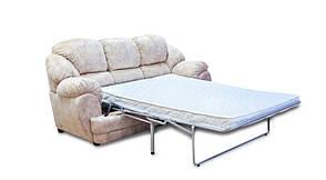 """Мягкий тканевый раскладной диван """"Идэн"""", коричневый (220см), фото 2"""