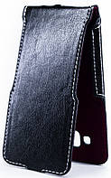 Чехол Status Flip для Samsung Galaxy J5 J500 Black Matte