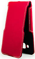 Чехол Status Flip для Samsung Galaxy J5 J500 Red