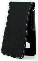 Чехол Status Flip для Samsung Galaxy J1 2016 J120 Black Matte