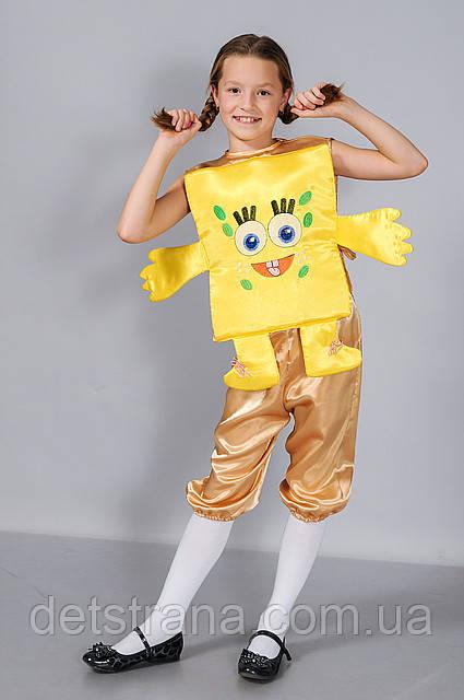 Детский костюм Губка Боб