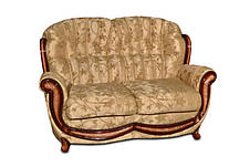 """Двомісний диван """"Джозеф"""" без різьби (150 см), фото 3"""