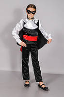 Детский карнавальный костюм для мальчика Зорро