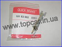 Распорная планка задних колодок Renault Kango I  (D= 228 x 42)  Quick Brake Дания 10153002