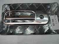 Хром накладки на ручку крышки багажника для Volkswagen T-5