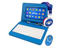 Планшет для детей Overmax  Edutab 3 Multiset Blue + клавиатура