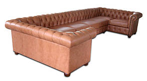 """Современный угловой диван """"Сан-Ремо"""" Алькор, фото 2"""