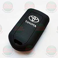 Чохол для брелока Toyota (910) силіконовий