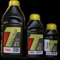 Тормозная жидкость DOT5.1 TRW PFB501 1L