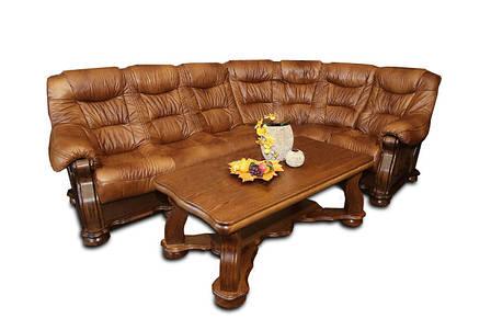 Новый угловой диван CEZAR (320см-207см), фото 2