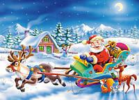 Пазл Санта Клаус 260 деталей В-27293