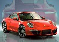 Пазл Автомобиль Porsche 911, 180 деталей В-018031