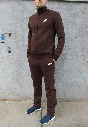 Спортивный костюм, мужской костюм на молнии, фото 2
