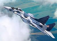 Пазл Самолет Mig 29, 180 деталей В-018048
