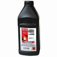 Тормозная жидкость DOT4 Ferodo(FBX100) 1L