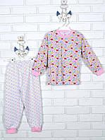 Пижама Слоники и горох