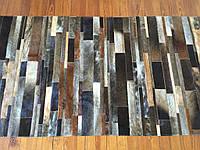 Оригинальные натуральные ковры из шкур быка, фото 1