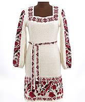 Стильное женское платья для женщин из льна