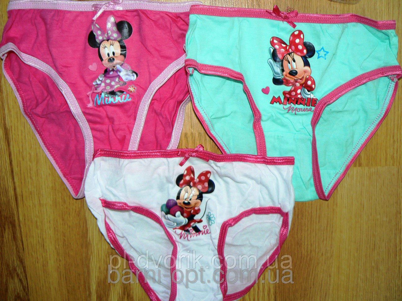 Трусики для дівчаток , Disney, 92-128 рр
