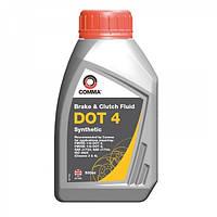 Тормозная жидкость DOT4 Comma 0.5L