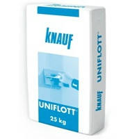 Шпаклевка для швов Унифлот ТМ Кнауф (Uniflot, Knauf), 25кг