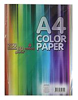 Цветная бумага для принтера Пастель