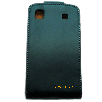 Чехол-флип Chic Case для Samsung i9000 Galaxy S, i9001 Galaxy S Plus Black