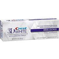Отбеливающая зубная паста Crest 3D White Brilliance Vibrant Peppermint Whitening