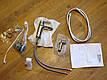 Смеситель для раковины с гигиеническим душем Jacob Delafon Kumin E99465-CP,кран для раковины с бидеттой, Франц, фото 3