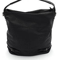 Вместительная женская сумка BALIFORD art.002 черная