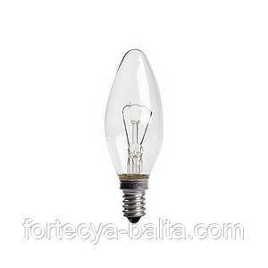 Лампочка свічка 40Вт Е14