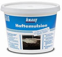 Грунтовка Хафт-Эмульсия ТМ Кнауф, 5 кг