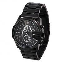 Diesel all black мужские спортивные часы ААА класса с хронографом