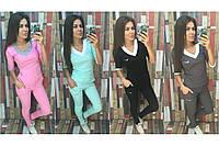 Женский спортивный  костюм Nike S,M,L 4 цвета