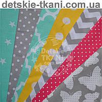 Польская хлопковая ткань, 700 расцветок в наличии! Лидеры продаж!