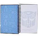 Блокнот Transformers, 80 листов, А5-, фото 2