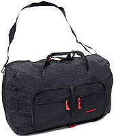 Дорожная сумка из нейлона Members Holdall Ultra Lightweight Foldaway Small 39 Black, 922789 черный
