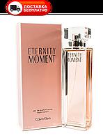 Женская парфюмированная вода CALVIN KLEIN ETERNITY MOMENT EDT 100 ML