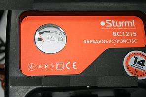 Зарядное устройство 12 В, BC 1215 Sturm