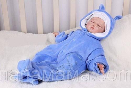 Комбинезоны для новорожденных фото на выписку