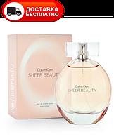 Женская парфюмированная вода CALVIN KLEIN SHEER BEAUTY EDP 100 ML