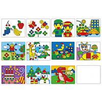 Gigo Toys Gigo Набор рабочих карт для Мозаика 1192-1 (1192-2)