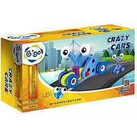 Gigo Toys Конструктор Gigo Сумасшедшие машины (7262)
