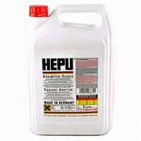 Антифриз - концентрат красный Hepu G12 - 80 C канистра 5л