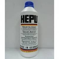 Антифриз - концентрат синий Hepu G11 - 80 C канистра 1,5л
