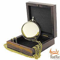 Сувенирный компас в подарочном футляре Sea Club