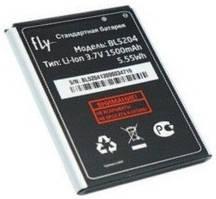 Аккумулятор для Fly IQ447 Era Life 1 оригинальный, батарея BL5204