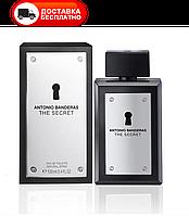 Мужская туалетная вода ANTONIO BANDERAS THE SECRET edt 100 ml